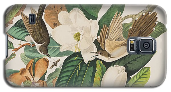 Black Billed Cuckoo Galaxy S5 Case by John James Audubon