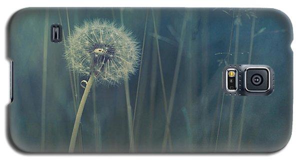 Blue Tinted Galaxy S5 Case by Priska Wettstein