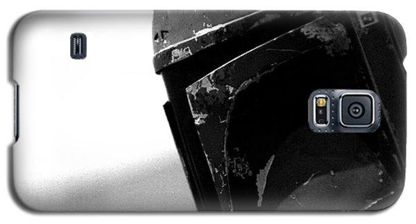 Boba Fett Helmet Galaxy S5 Case by Micah May