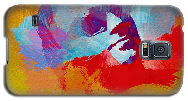 Bono U2 Galaxy S5 Case by Naxart Studio