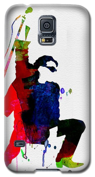 Bono Watercolor Galaxy S5 Case by Naxart Studio