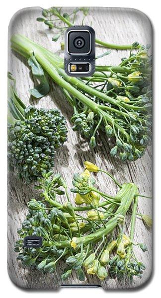 Broccoli Florets Galaxy S5 Case by Elena Elisseeva