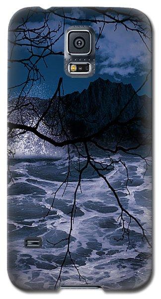 Caliginosity Galaxy S5 Case by Lourry Legarde