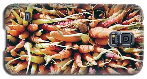Carrots Galaxy S5 Case by Ian MacDonald