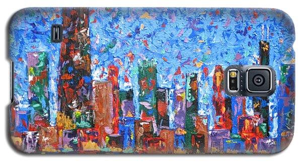 Celebration City Galaxy S5 Case by J Loren Reedy