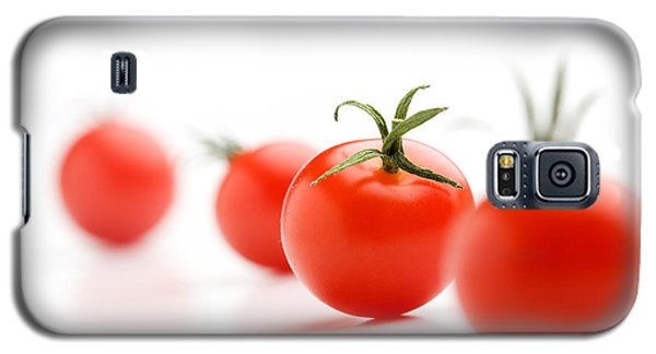 Cherry Tomatoes Galaxy S5 Case by Kati Molin