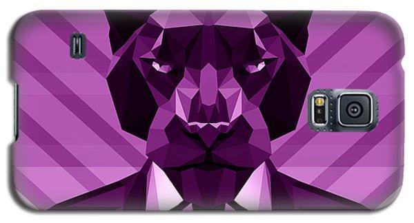 Chevron Panther Galaxy S5 Case by Filip Aleksandrov