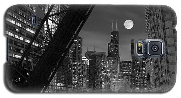 Chicago Pride Of Illinois Galaxy S5 Case by Frozen in Time Fine Art Photography