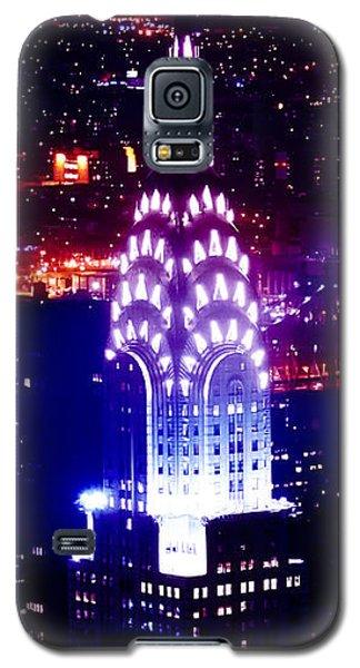 Buy Galaxy S5 Cases - Chyrsler Lights Galaxy S5 Case by Az Jackson