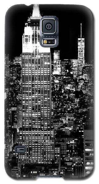 Buy Galaxy S5 Cases - City Of The Night Galaxy S5 Case by Az Jackson