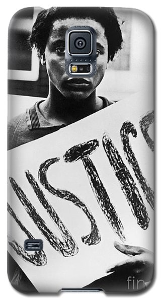Civil Rights, 1961 Galaxy S5 Case by Granger