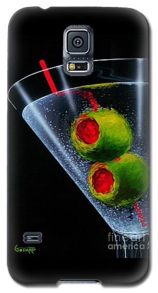 Classic Martini Galaxy S5 Case by Michael Godard