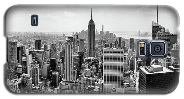 Classic New York  Galaxy S5 Case by Az Jackson