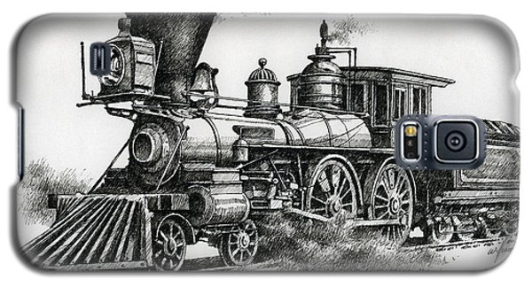 Classic Steam Galaxy S5 Case by James Williamson