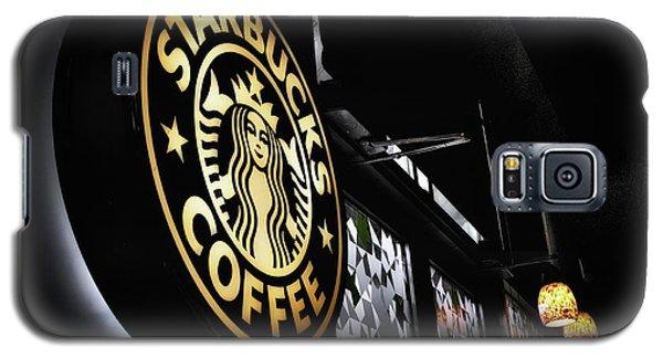 Coffee Break Galaxy S5 Case by Spencer McDonald