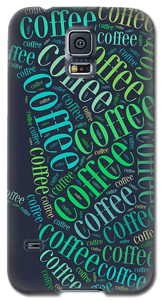 Coffee Time Galaxy S5 Case by Bill Cannon