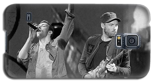 Coldplay 14 Galaxy S5 Case by Rafa Rivas