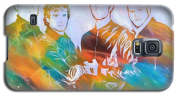 Colorful Coldplay Galaxy S5 Case by Dan Sproul