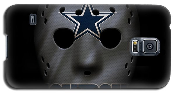 Cowboys War Mask 2 Galaxy S5 Case by Joe Hamilton