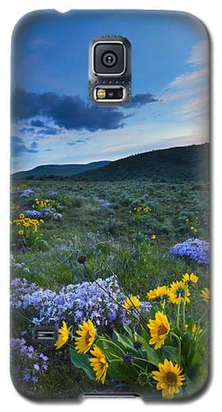 Buy Galaxy S5 Cases - Cowiche Spring Sunset Galaxy S5 Case by Mike Dawson