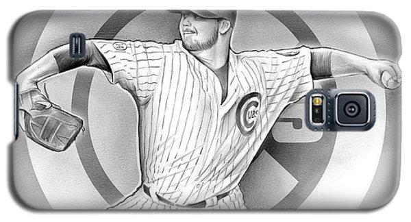 Cubs 2016 Galaxy S5 Case by Greg Joens