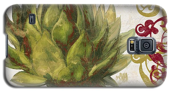 Cucina Italiana Artichoke Galaxy S5 Case by Mindy Sommers
