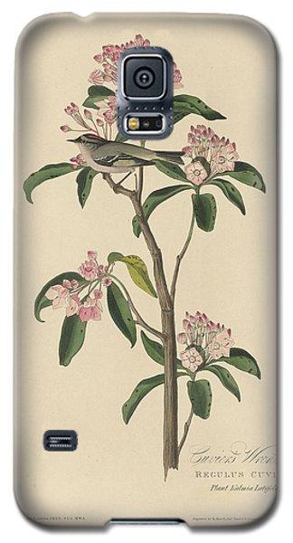 Cuvier's Wren Galaxy S5 Case by John James Audubon