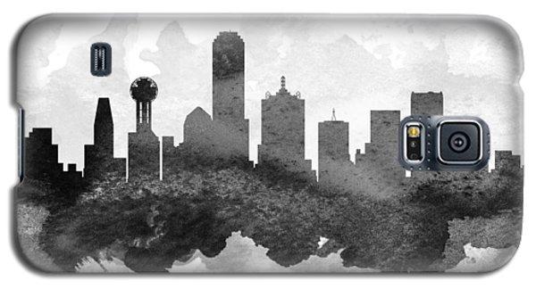 Dallas Cityscape 11 Galaxy S5 Case by Aged Pixel