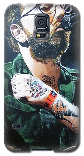 Dallas Green Galaxy S5 Case by Aaron Joseph Gutierrez