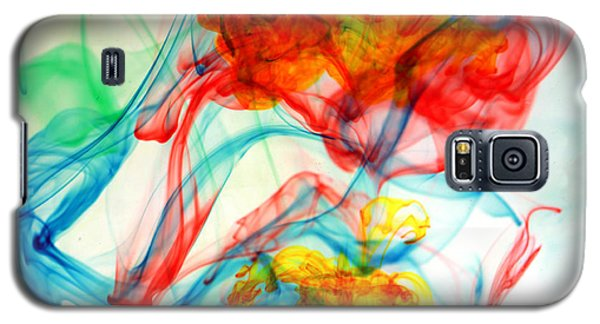 Dancing In Water Galaxy S5 Case by Michael Ledray