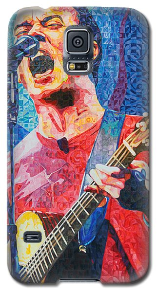 Dave Matthews Squared Galaxy S5 Case by Joshua Morton