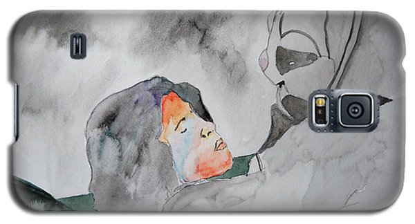 Dean Deleo - Stone Temple Pilots - Music Inspiration Series Galaxy S5 Case by Carol Crisafi