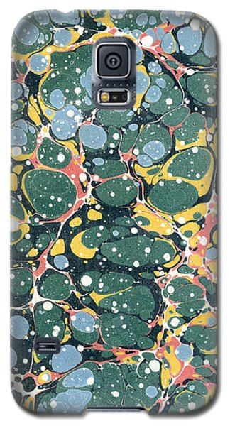 Decorative Endpaper Galaxy S5 Case by Unknown