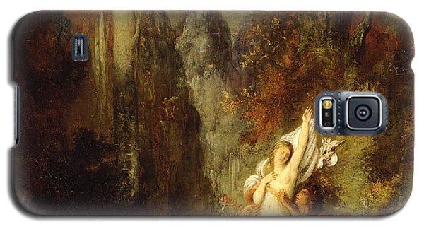 Dejanira  Autumn Galaxy S5 Case by Gustave Moreau