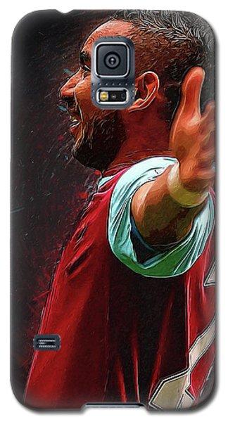 Dimitri Payet Galaxy S5 Case by Semih Yurdabak