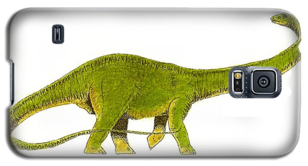 Diplodocus Galaxy S5 Case by Michael Vigliotti