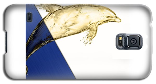 Dolphin Collection Galaxy S5 Case by Marvin Blaine