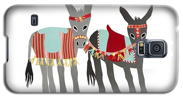 Donkeys Galaxy S5 Case by Isoebl Barber