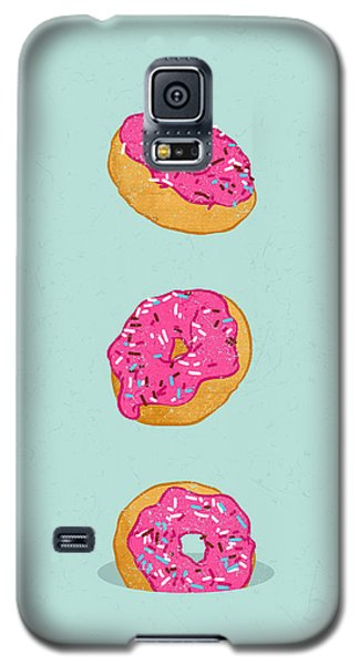 Doughnuts Galaxy S5 Case by Evgenia Chuvardina