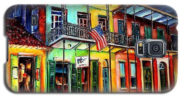 Down On Bourbon Street Galaxy S5 Case by Diane Millsap