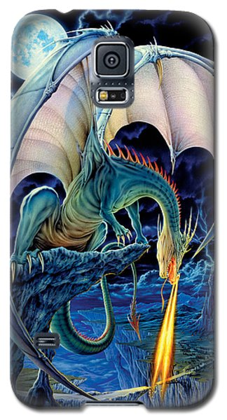 Dragon Causeway Galaxy S5 Case by The Dragon Chronicles - Robin Ko