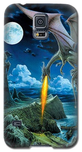 Dragon Spit Galaxy S5 Case by The Dragon Chronicles - Robin Ko