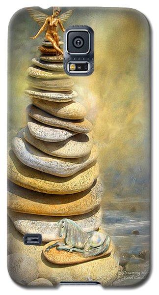 Dreaming Stones Galaxy S5 Case by Carol Cavalaris