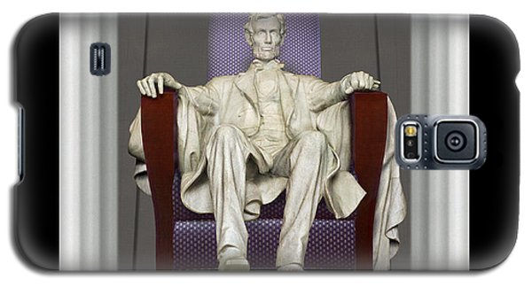 Ea-z-chair Lincoln Memorial Galaxy S5 Case by Mike McGlothlen