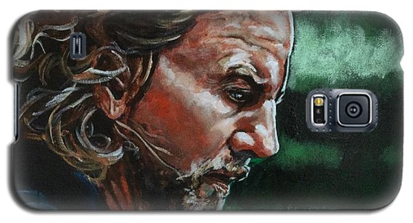 Eddie Vedder Galaxy S5 Case by Joel Tesch