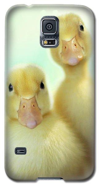 Edgar Loves Sally Galaxy S5 Case by Amy Tyler