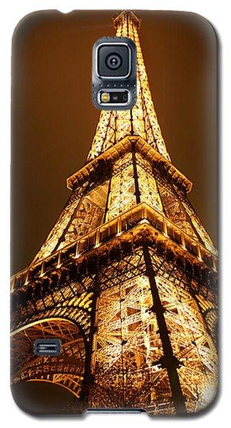 Eiffel Galaxy S5 Case by Skip Hunt