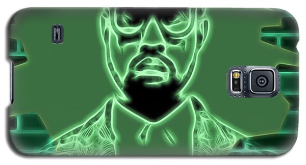 Electric Kanye West Graphic Galaxy S5 Case by Dan Sproul