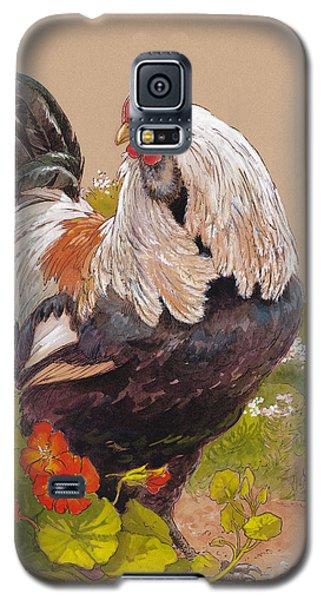Emperor Norton Galaxy S5 Case by Tracie Thompson