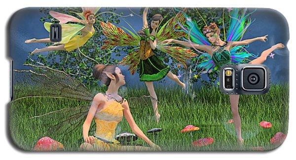 Enchanting Souls Galaxy S5 Case by Betsy C Knapp